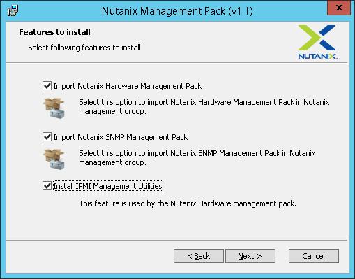 SCOM03 Nutanix SCOM Management Pack